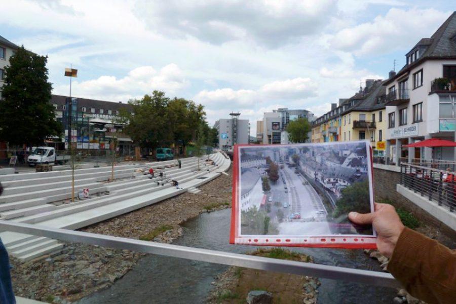 Exkursion nach Siegen – Städtebau und Architektur