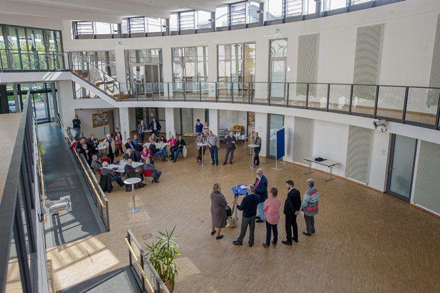 Der Blaue Tisch in Hagen-Vorhalle am 16.05.2014