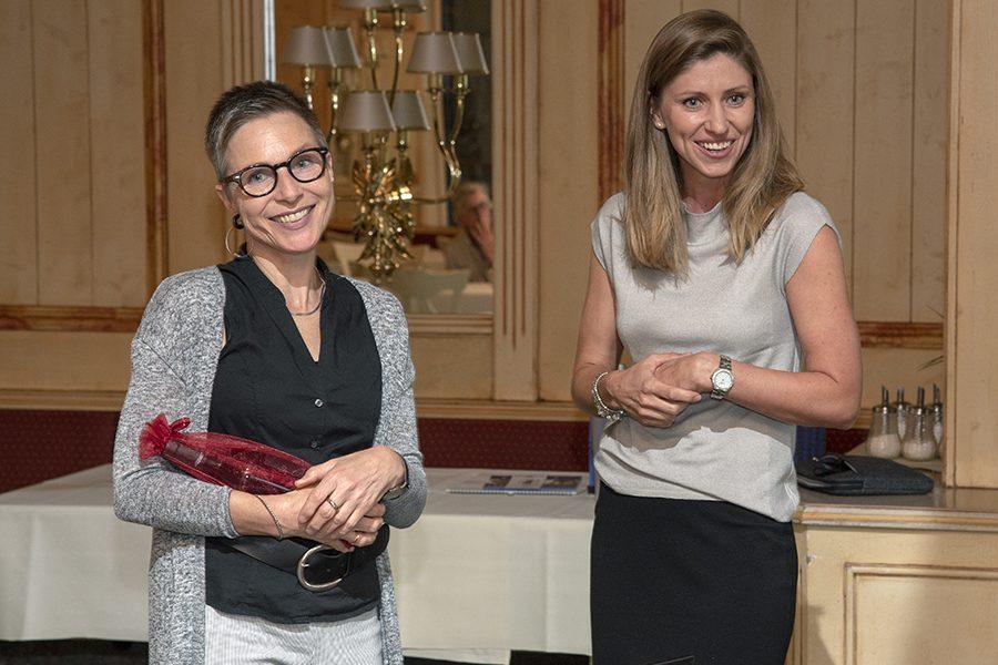 Traditionelles Spargelessen mit einem Vortrag von Frau Dr. Birgit Schulte