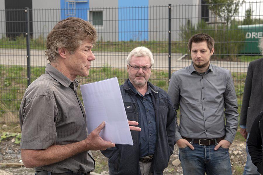 """Exkursion zum Industriestandort """"Schalker Verein"""""""