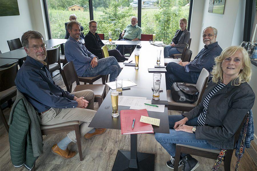 Sitzung des erweiterten Vorstands